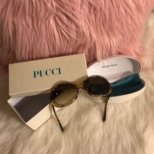 Like new auth Pucci sunglasses